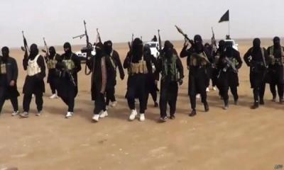 جنود داعش يسيطرون على منطقة هرواة شرق مدينة سرت