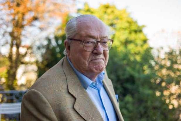 LeParisien – Jean-Marie Le Pen juge «très digne» l'absence de consigne de vote de Mélenchon___ 25_04_2017.