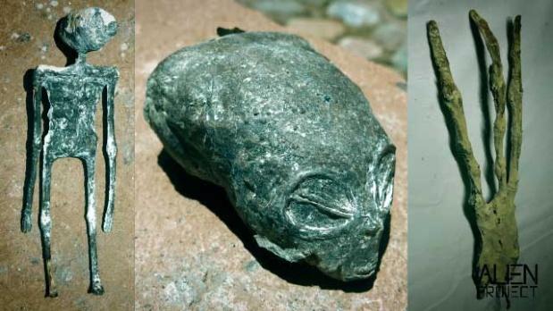 Entités biologiques d'étranges Corps et Organes Momifiés découverts dans le Site du Pérou _____________ Tous les résultats seront rendus publics dans le courant du mois de juin… Alien Project _____________22_05_2017