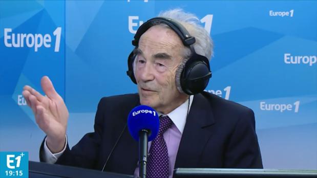 Robert Badinter sur Emmanuel Macron «la justice ne semble pas l'intéresser» … «toujours cette obsession : … la prison …   ____________________________________________    18_05_2017