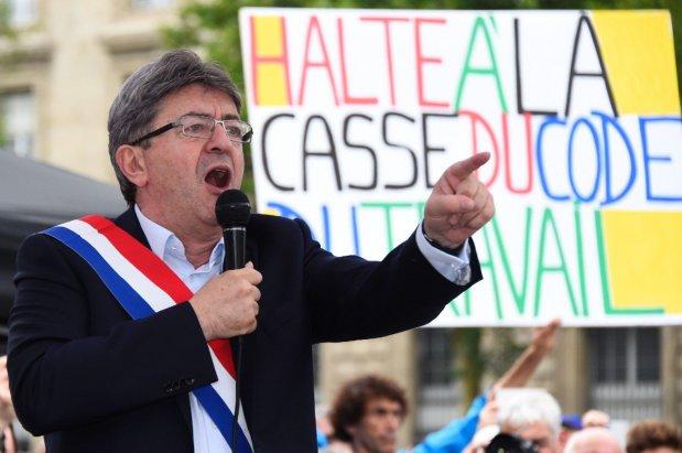 #Loi Travail le Coup d'État Social – Mélenchon annonce «un rassemblement populaire» à Paris 23 Septembre 2017_ 17_07_2017.