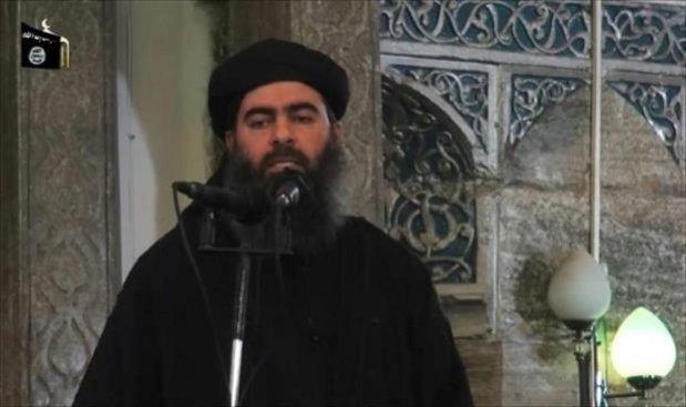 «Nouvelles Alsumaria» déclaré que  «Daesh» a annoncé la mort d'Abu Bakr al-Baghdadi   __ 11_07_2017.
