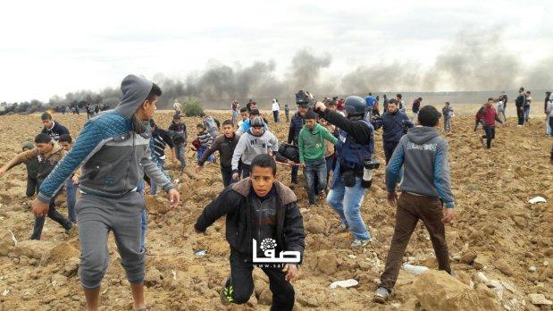 Décision de Trump _ affrontements à Bethléem et Ramallah après la décision de Trump sur Jérusalem _07_12_2017