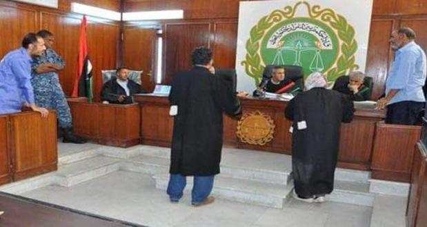 Conseiller juridique  l'acquittement de Saadi Al-Kadhafi _03_04_2018