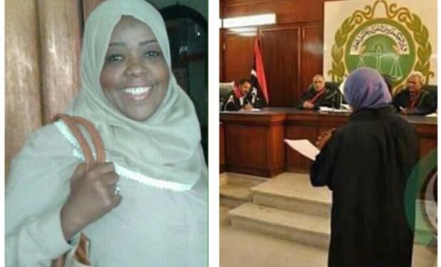 L'avocat général al-Saadi révèle les détails du verdict d'audience et réfute les allégations d'Ibn al-Rayani. 06_04_2018 . Conseiller_juridique_l'acquittement_de_Saadi_Al-Kadhafi _03_04_2018